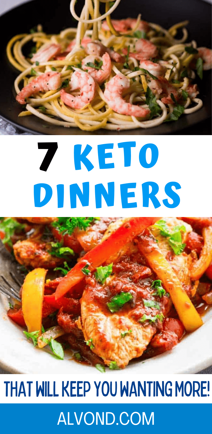 7 Keto Dinner Recipes That Will Make You Crave For More