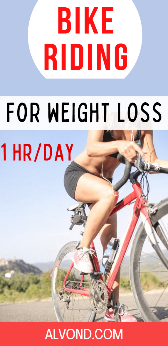 Bike Riding Plan For Weight Loss - 1 Hr A Day