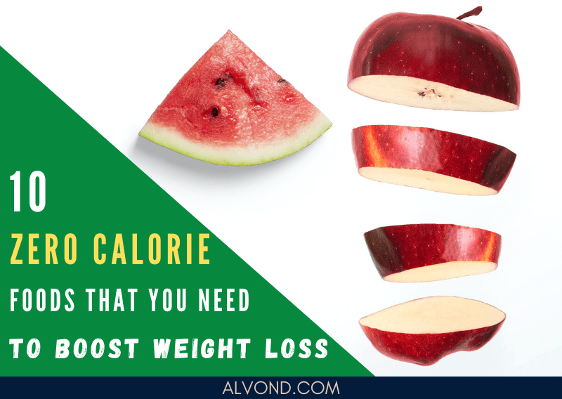 10 Zero Calorie Foods That You Need To Boost Weight Loss