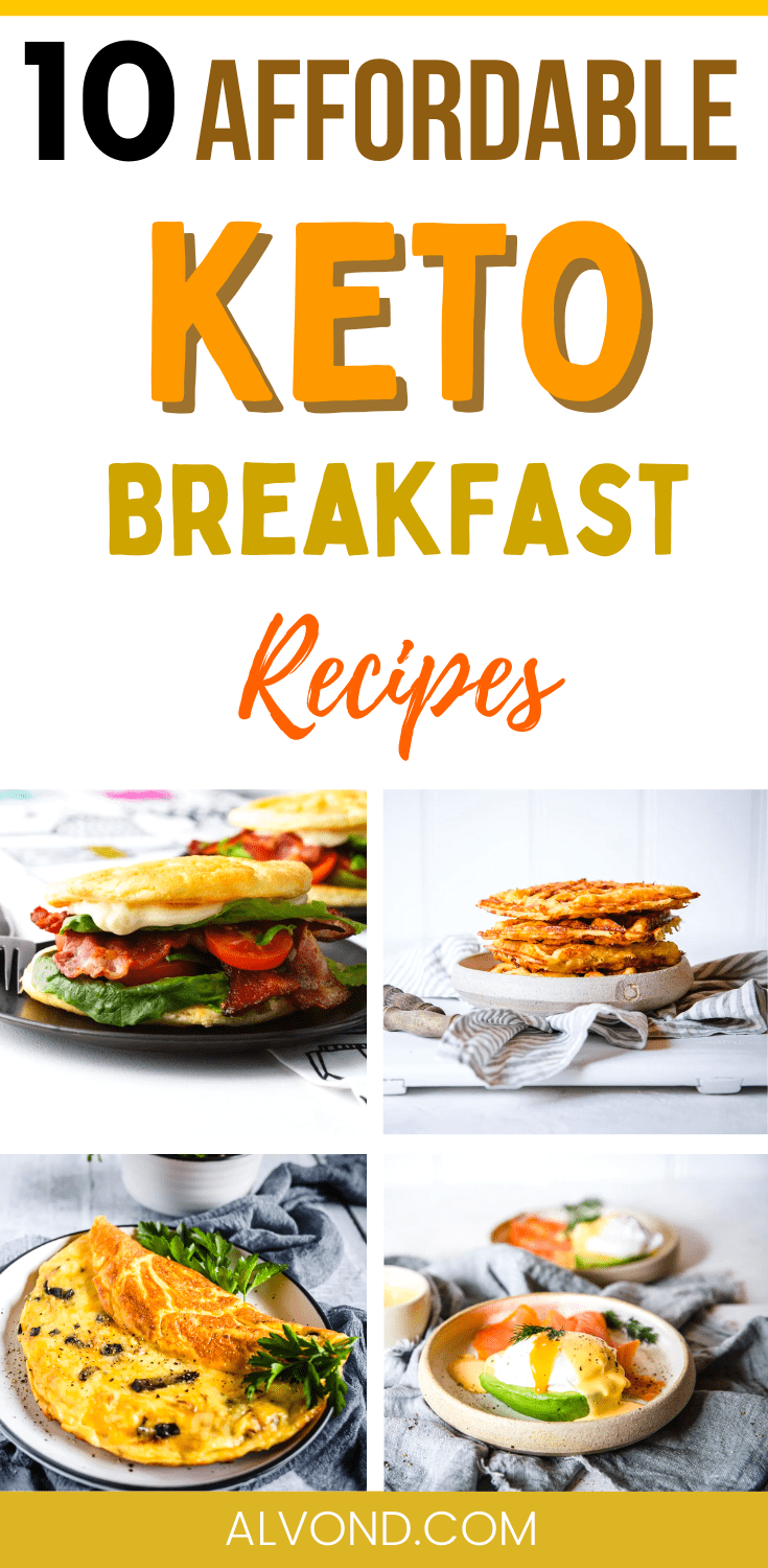 10 Affordable Keto Breakfast Recipes That You Need To Know