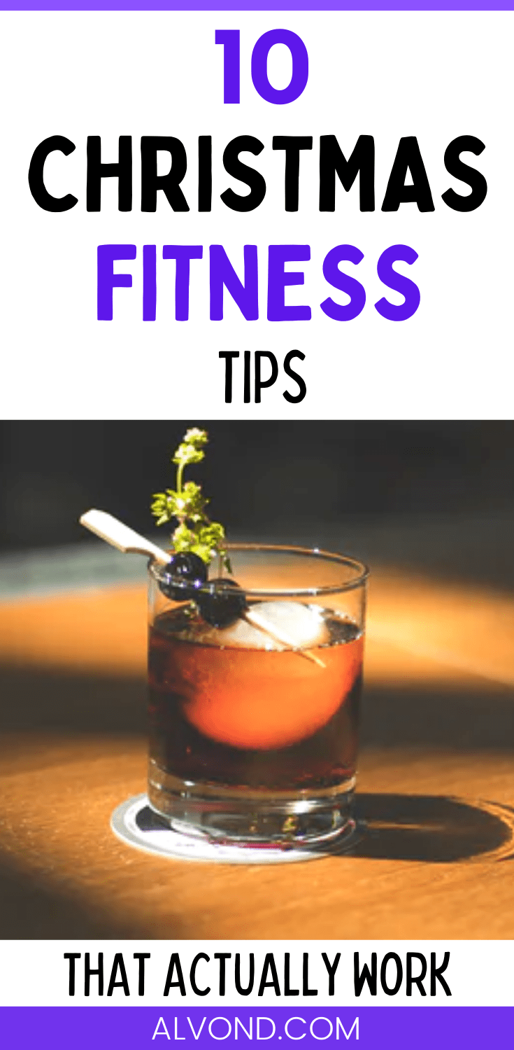 Christmas Fitness Tips That Actually Work