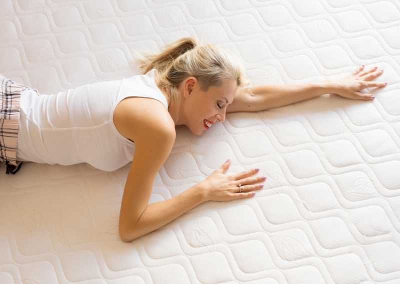 Upgrading your mattress and bed can improve sleep
