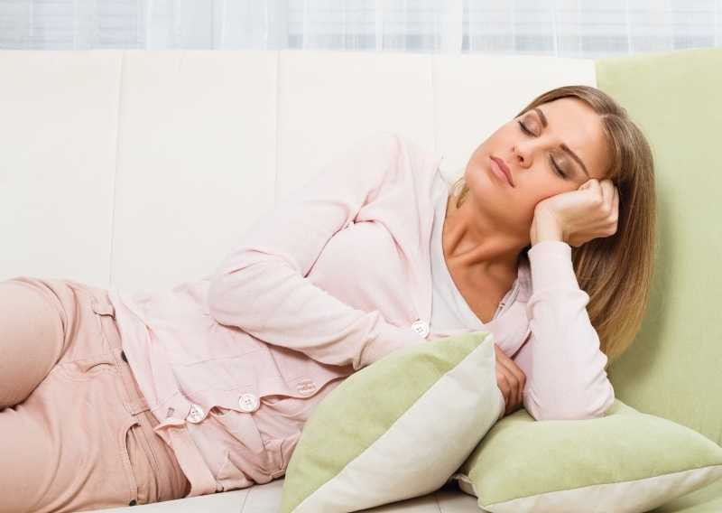 Naps during the day affect sleep at night